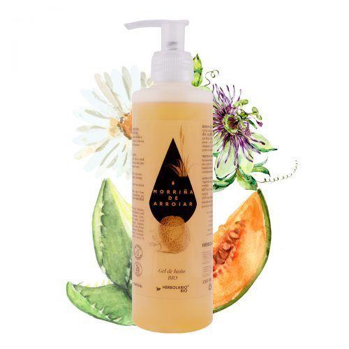 Gel de baño - cosmética natural
